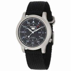 Seiko 5 Watch, Certified with warranty